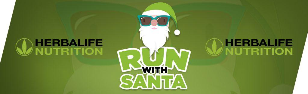 Run with Santa